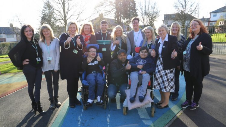 Inspection highlights positive outlook for services supporting children and young people with special educational needs